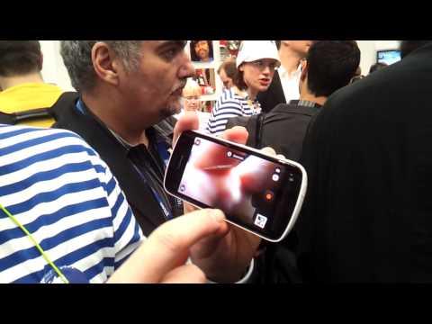 Probando²: el primer celular con cámara de 41 megapixels. el 808 PureView de Nokia