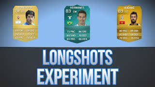 FIFA 14 Longshots Experiment Facecam Ultimate Team Episode 4