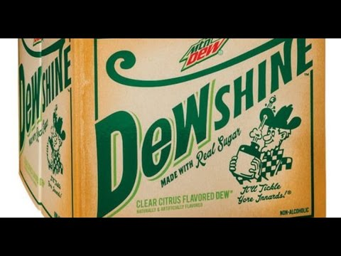 Mountain Dew DewShine Review