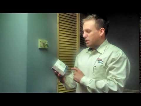 Replace A Thermostat Part 1 how to install thermostat