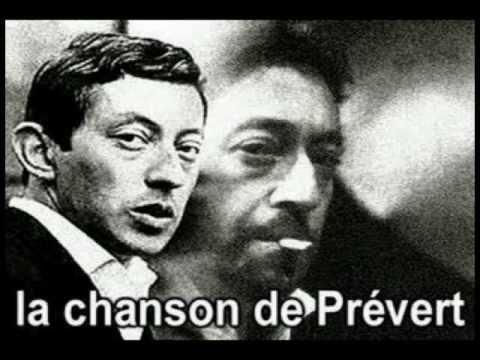 Serge Gainsbourg - La Chanson Du Forat