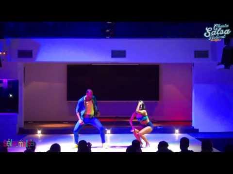 Konstantinos & Eva Show | 2.Chania Salsa Festival