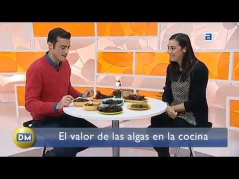 Covadonga García nos habla de algas,Asincar