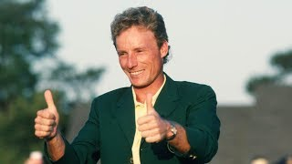 1993 Masters Tournament Final Round Broadcast