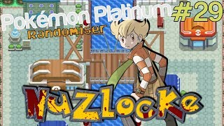 "Pokémon Platinum - Randomiser Nuzlocke - #29 - ""Bazza On The Bridge!!!"""