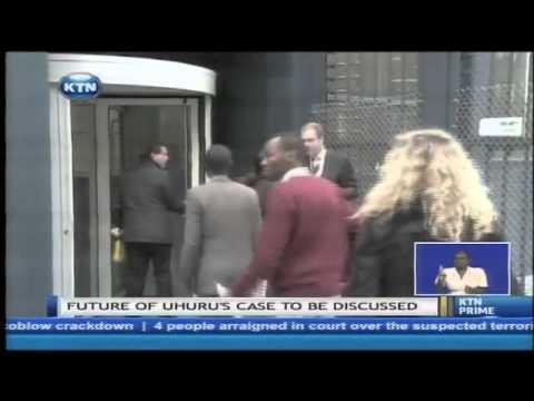 Prosecutor Fatou Bensouda asks court to adjourn President Uhuru Kenyatta's case