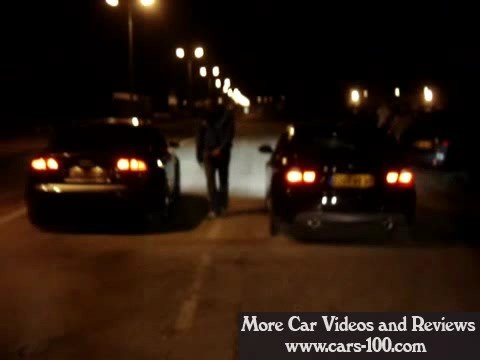 Audi RS4 VS BMW 335D Aston Martin DB7 Zagato DB9 DB9 Volan