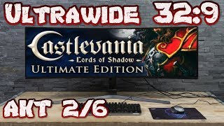 Castlevania: Lords of Shadow - Akt 2/6 - 32:9 Ultrawide