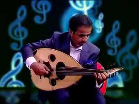 the Oud Master- أحمد مختار اصل مقام كاركرد - من الاوكتاف الثالث