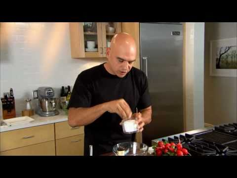 Arugula Salad with Blue Cheese Recipe by Chef Michael Symon
