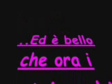 Emma Marrone - Sarò libera (lyrics)