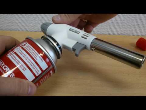 AliExpress: газовая горелка-пистолет.Какую брать.