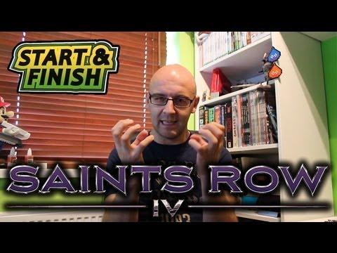 Start & Finish: Saints Row IV review