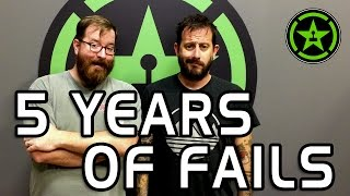 Fails of the Weak: Ep. 260 - 5 Years of Fails