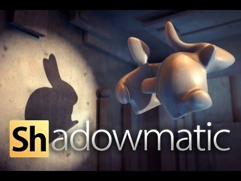 SHADOWMATIC - 3D головоломка (Первый взгляд на игру)