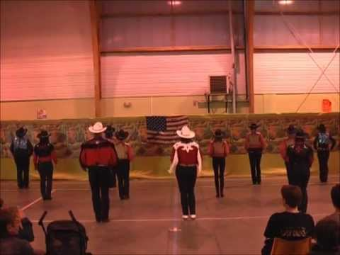Spectacle 2012 - 5,6,7,8 Country Line Dance