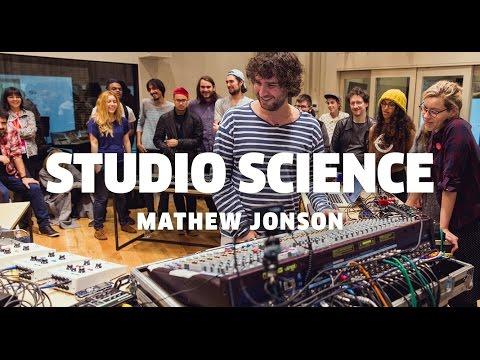 Studio Science: Mathew Jonson on His Live Set-Up
