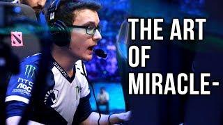 The Art Of Miracle- Dota 2