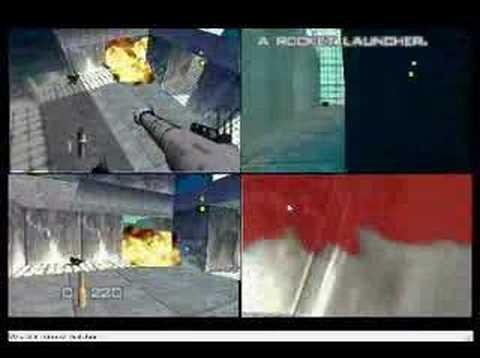 Misc Computer Games - Goldeneye 007 - Frigate