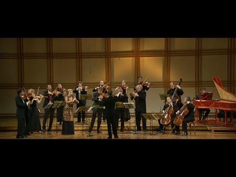 "Бах Иоганн Себастьян - Брандербургские концерты"" для оркестра, партитура No 5"