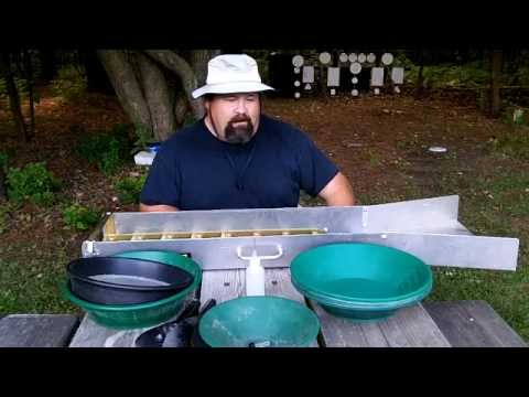 GOLD PROSPECTING IN MICHIGAN