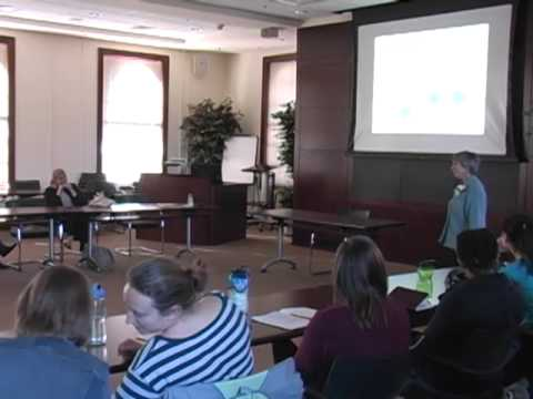 Jane Brown, Mary Junck Research Colloquium