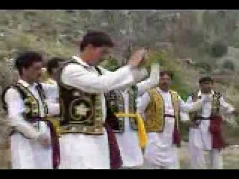 Shinwari Lawangina - Daud Hanif video
