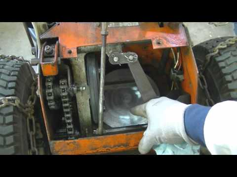 DIY - Ariens Snowblower Friction Disc Repair