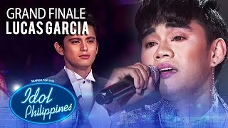 "Lucas Garcia performs ""Hanggang"" 