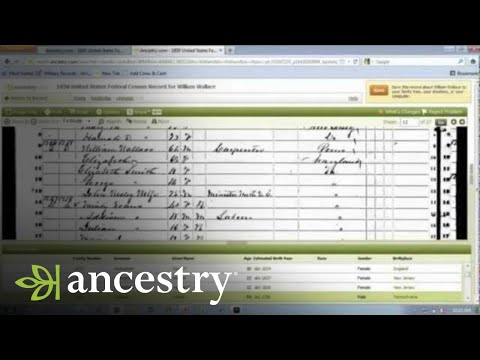 Find Pre-1850 Relatives with Your Ancestry Member Tree