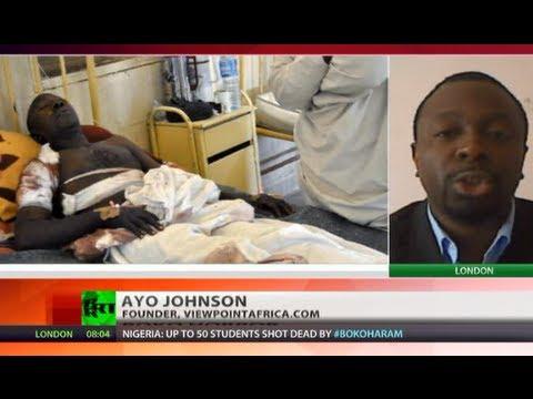 Boko Horror: Islamists storm dorm, shoot sleeping students in Nigeria