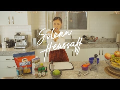 My Super Easy Overnight Oats Recipe | #SolennCooking