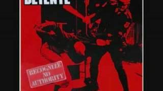Watch Detente Blood I Bleed video