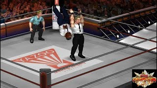 FPWW video game: The Wall vs. Mr. Hughes [Free Cam view]
