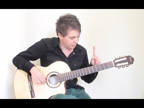 Wasted Years (Iron Maiden) Acoustic - Guitar Lesson - Thomas Zwijsen (www.Kingofthestrings.com)