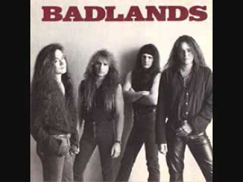 Badlands - Dancing On The Edge