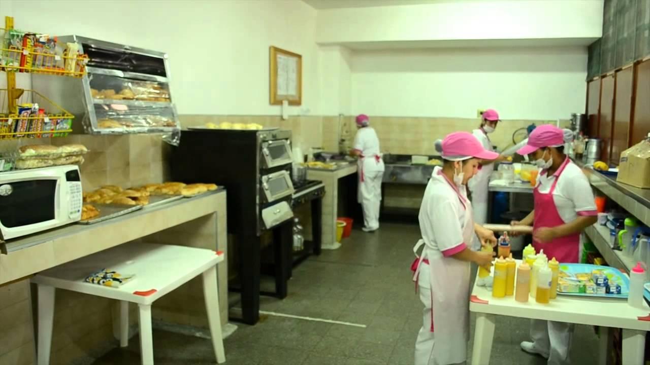 Cafeterias Escolares Medellin Youtube