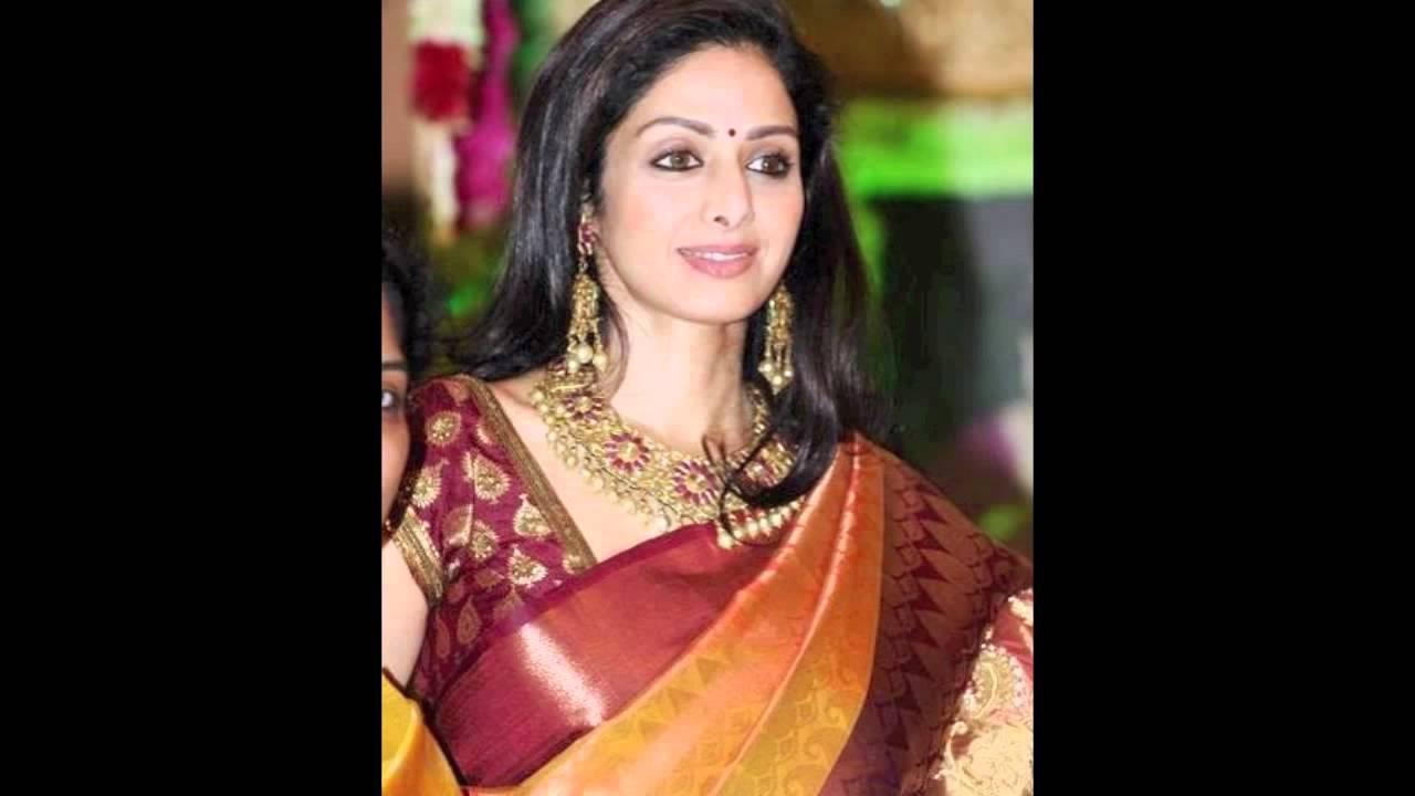 Bollywood Saree Fashion