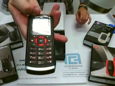 Motorola i335 Nextel, Hard Use and Slim!