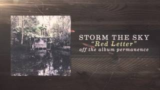Storm The Sky - Red Letter