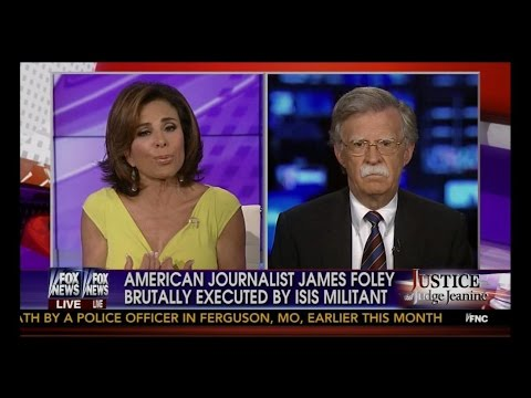 John Bolton ➡ We Need To Act Quickly On ISIS ➡ Obama Doesn't See A Threat!