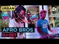 Afro Bros (DJ-set) | SLAM!