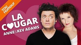 KEV ADAMS -  La cougar et le chaton