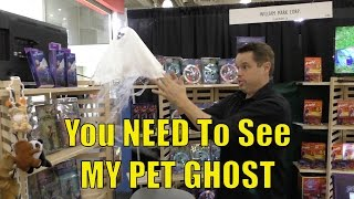 My Pet Ghost, New for 2017!  You NEED to See This One!