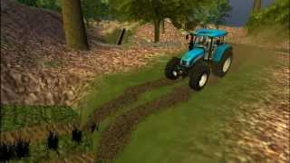 Farming Simulator 2013 Multiplayer Fun in the Forest HD