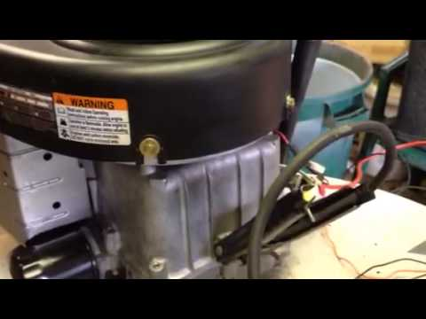 Briggs and stratton 17 hp v twin