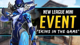 Overwatch  New Mini Event - Skins in the Game - Rewards Rules and Feedback