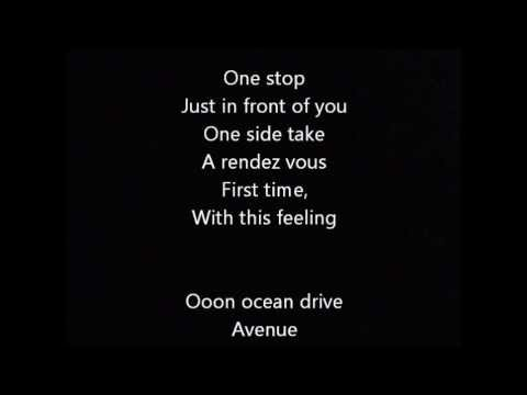 L'hymne des anges 5, paroles ocean drive avenue