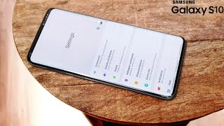 Samsung Galaxy S10 - OVERPOWERED MACHINE!