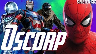 New Iron Man & Sinister Six in Phase 4 - Spider-Man Far From Home & Avengers Endgame
